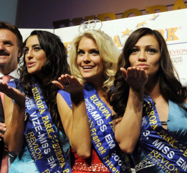 Miss Euro 2008 güzellik yarışması 13