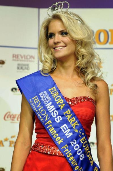 Miss Euro 2008 güzellik yarışması 14