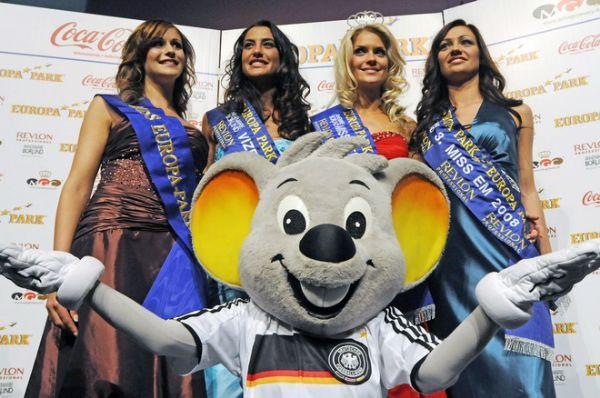 Miss Euro 2008 güzellik yarışması 18