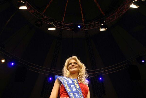 Miss Euro 2008 güzellik yarışması 20