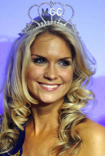 Miss Euro 2008 güzellik yarışması 21