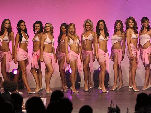 Miss Euro 2008 güzellik yarışması