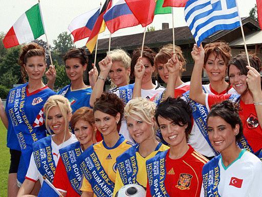 Miss Euro 2008 güzellik yarışması 3