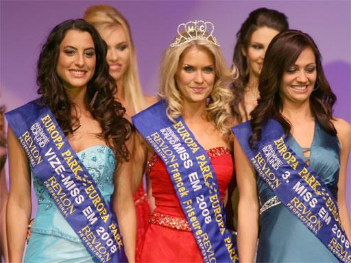 Miss Euro 2008 güzellik yarışması 6