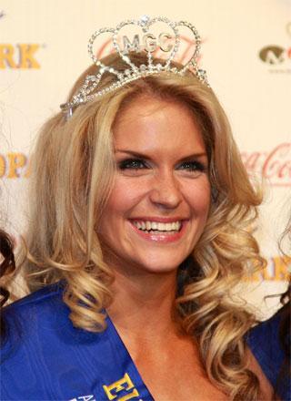 Miss Euro 2008 güzellik yarışması 7
