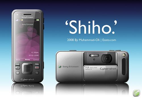 Sony Ericsson C905 2