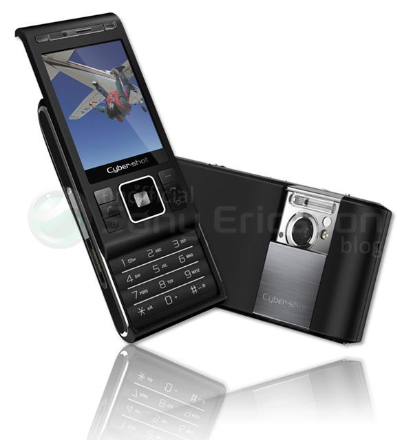 Sony Ericsson C905 5