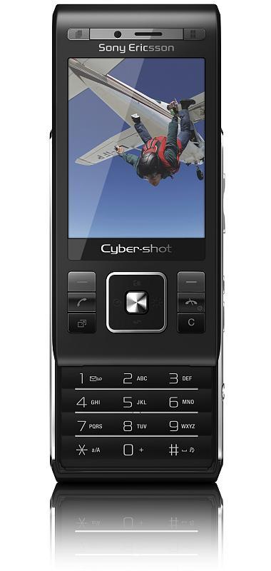 Sony Ericsson C905 7