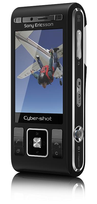 Sony Ericsson C905 8