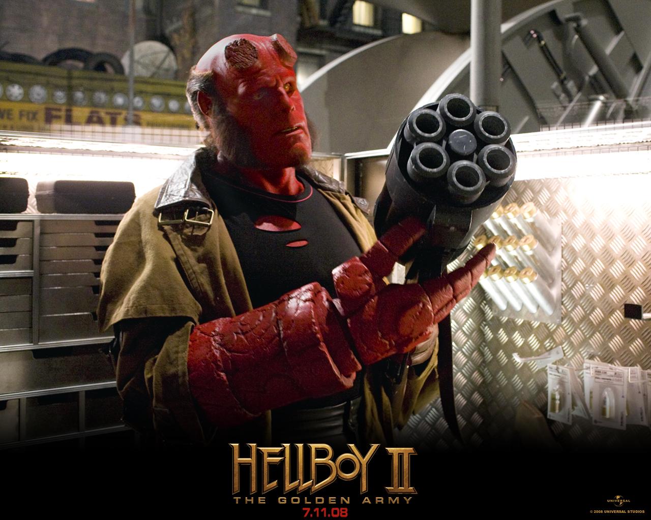 hellboy wallpaper 12