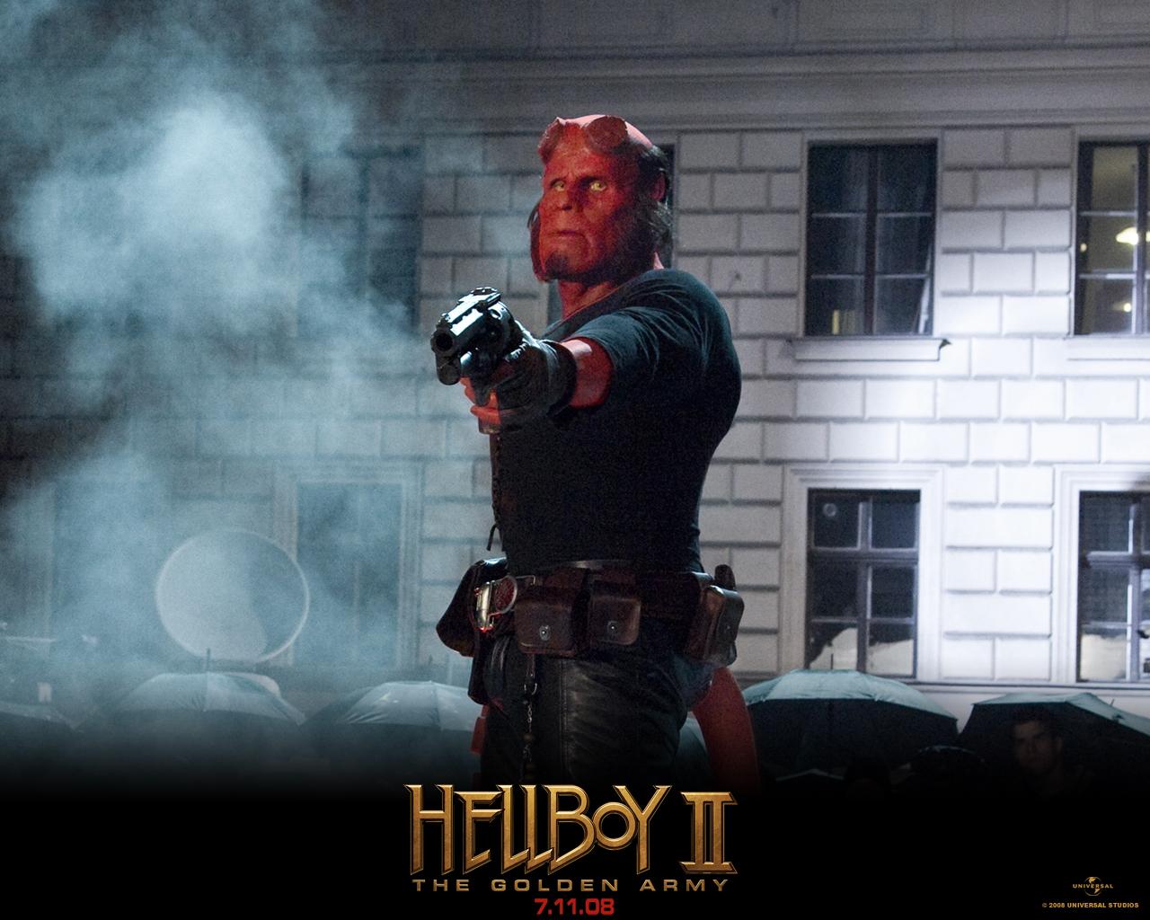hellboy wallpaper 15