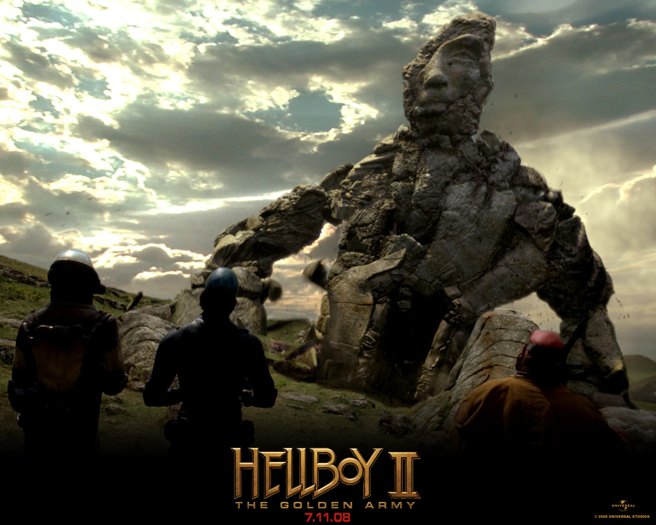 hellboy wallpaper 16