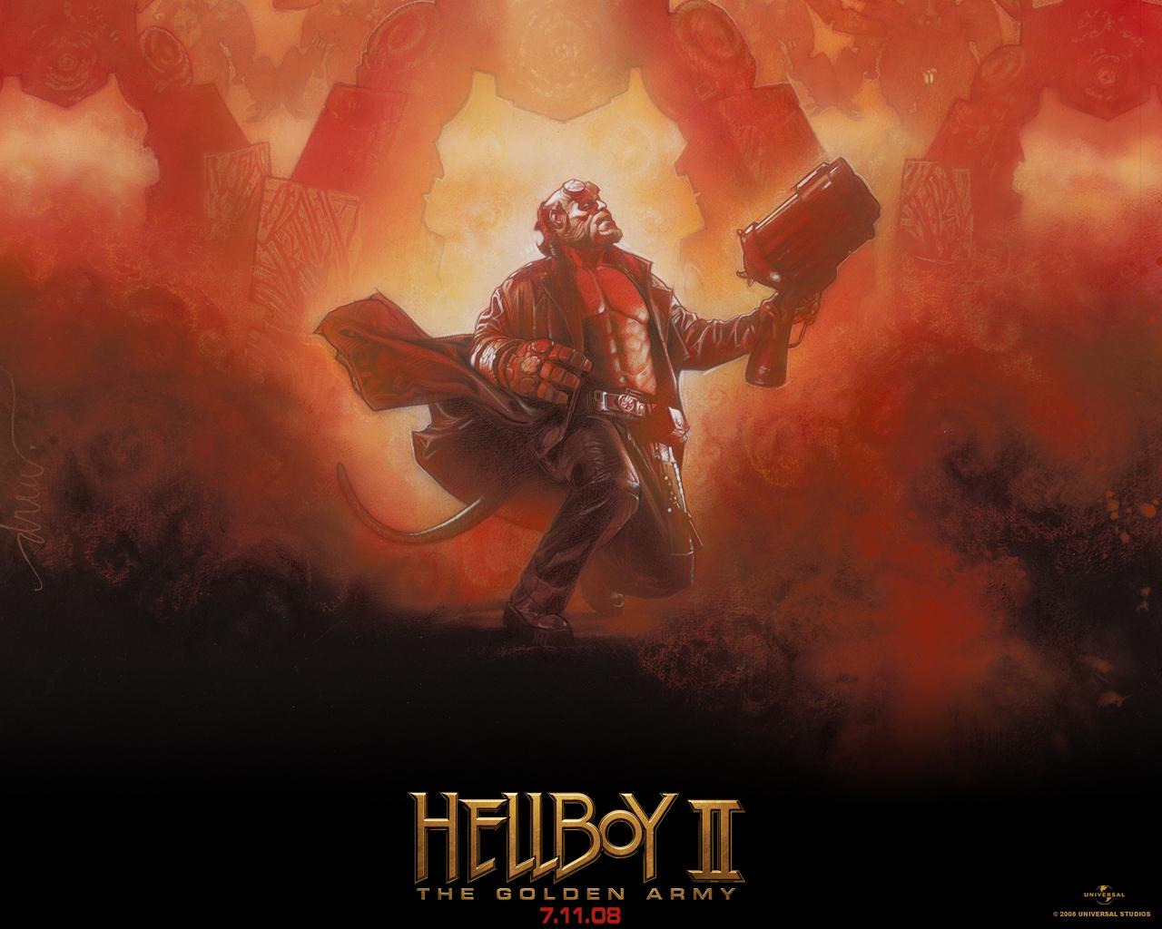 hellboy wallpaper 17