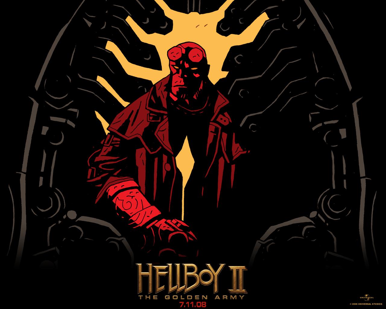 hellboy wallpaper 18