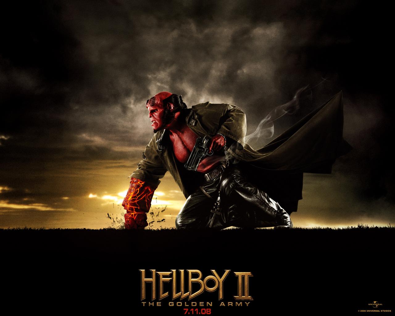 hellboy wallpaper 1