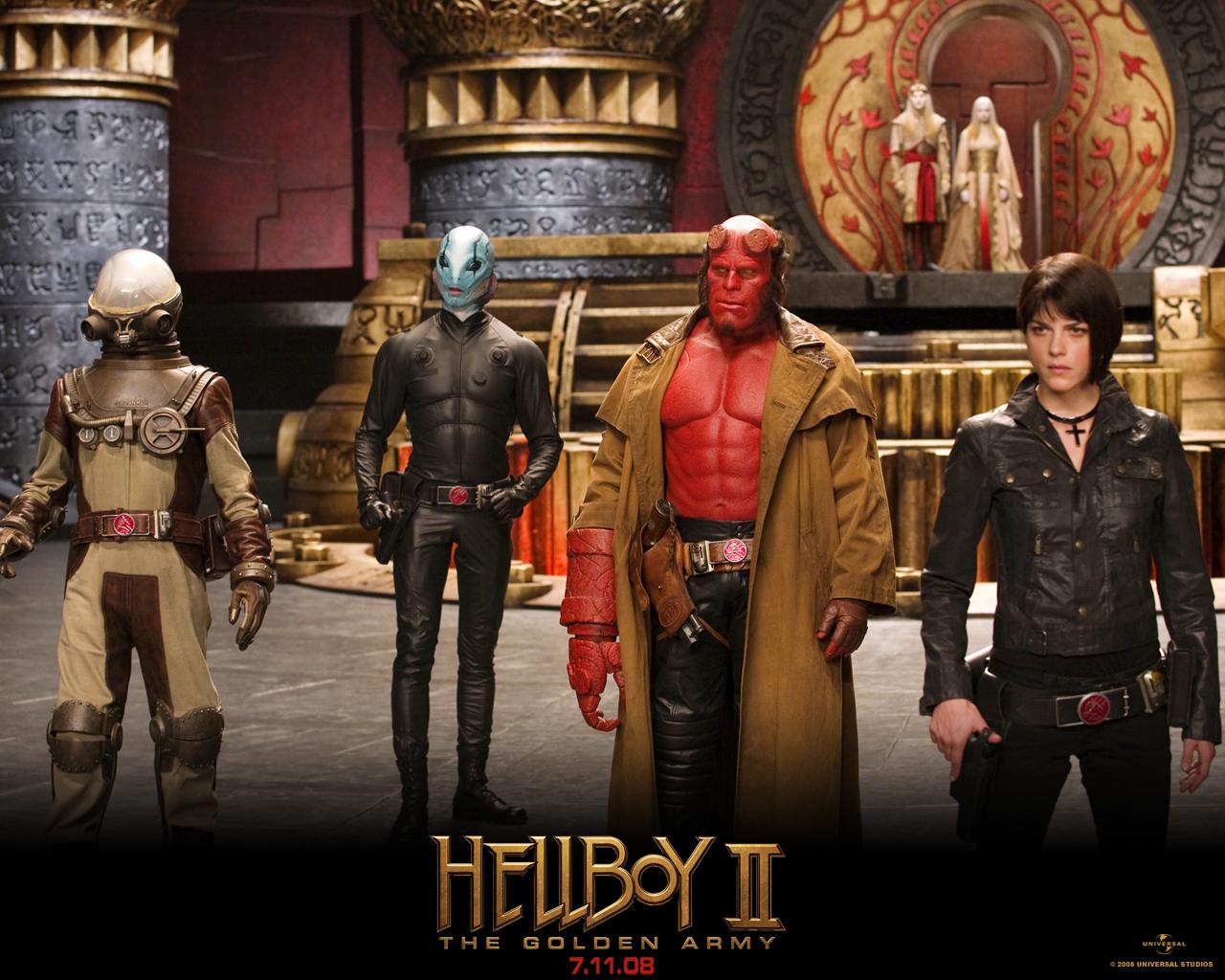 hellboy wallpaper 2