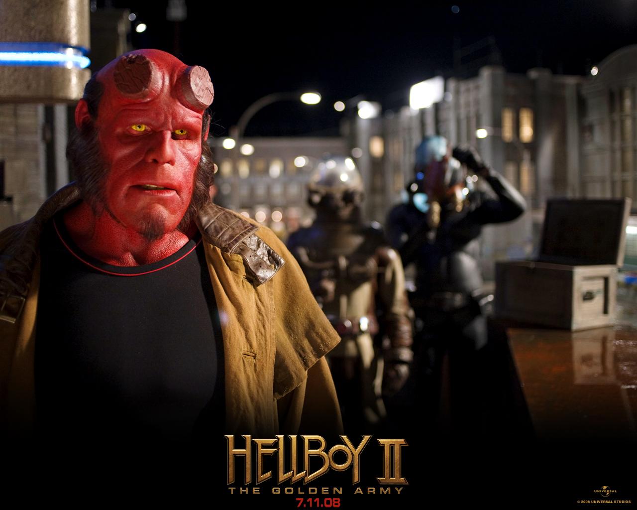 hellboy wallpaper 3