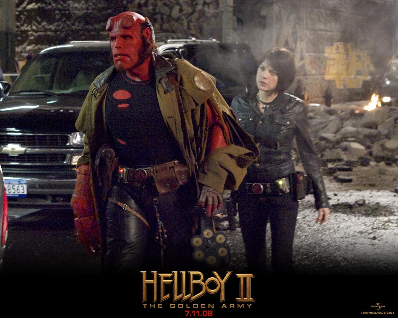 hellboy wallpaper 6