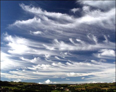bulut fotoğrafları