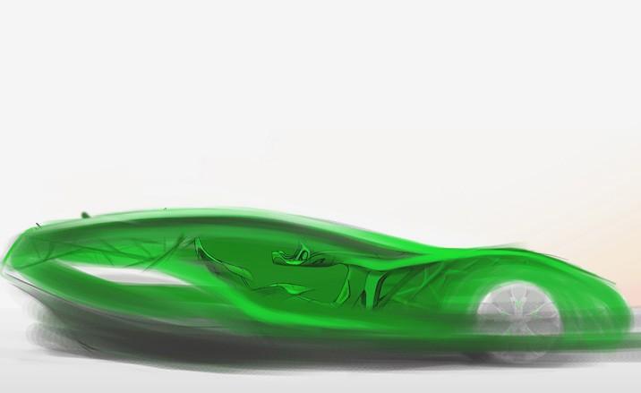 Concept car by Arturo Peralta Nogueras