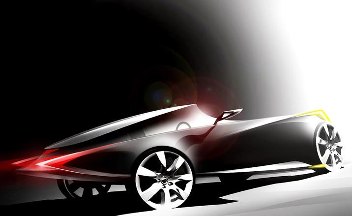 Concept car by Yunwoo Jeong