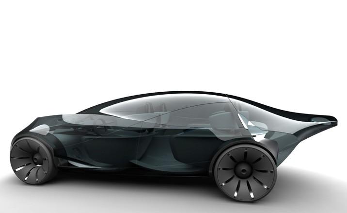 Winner: Airflow concept by Pierre Sabas