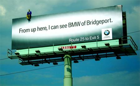 BMW Reklamı