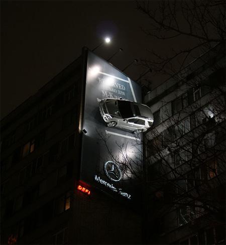 Mercedes Reklamı