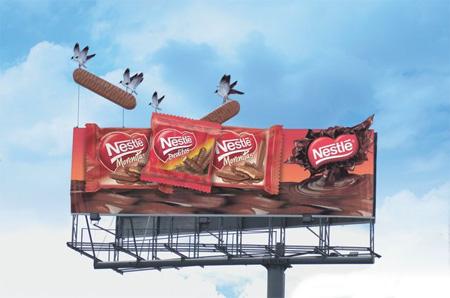 Nestle Reklamı