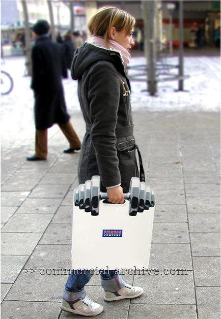 Fitness Company Reklamı