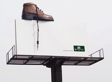 Woodland Shoes Reklamı