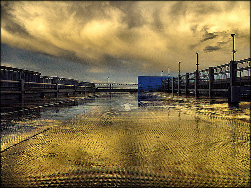 yağmurlu hava fotoğrafları