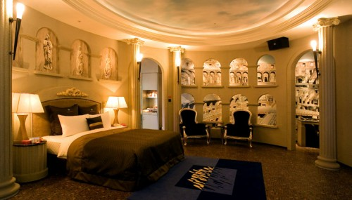 Harika yatak odaları