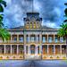 HDR 'Iolani Palace by JPhilipson