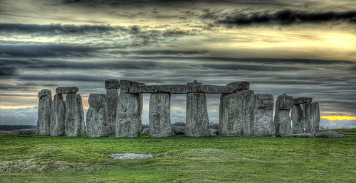 HDR Stonehenge by kscherer11