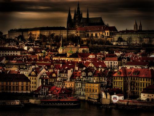 HDR Praha! by dvidal