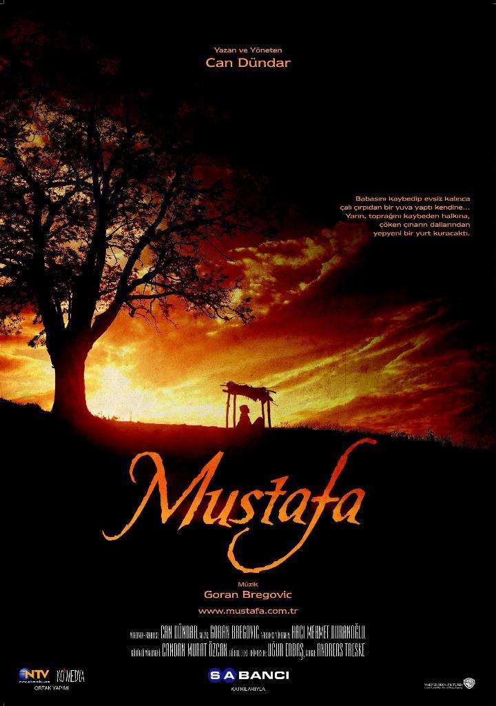 Mustafa film afiş