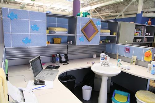 Şaşırtıcı tasarıma sahip ofisler