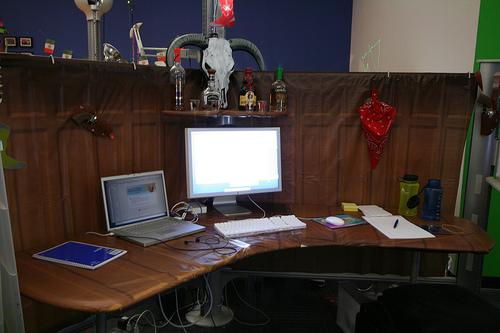 Sasirtici Ofis Tasarimlari