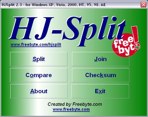 HJSplit 2.3