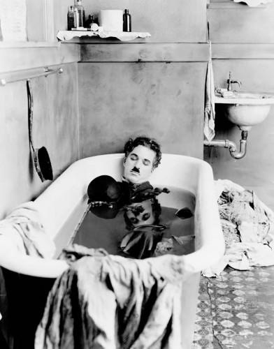 Charlie Chaplin ve eski Hollywood'dan 48 fotoğraf