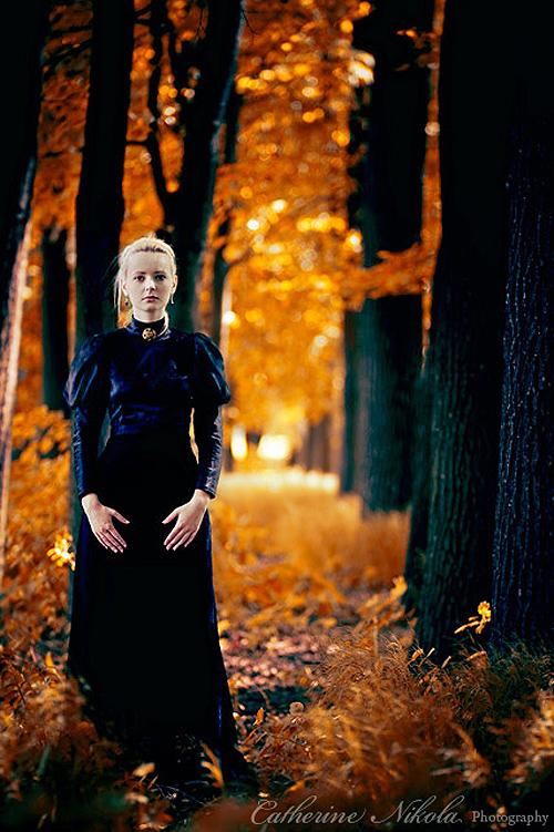 Catherine Nikola harika fotograflar