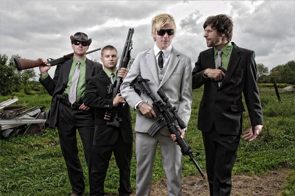 Nick Brewer harika fotograflar