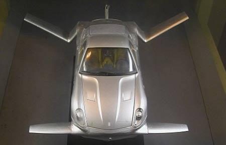 Uçan otomobil 3