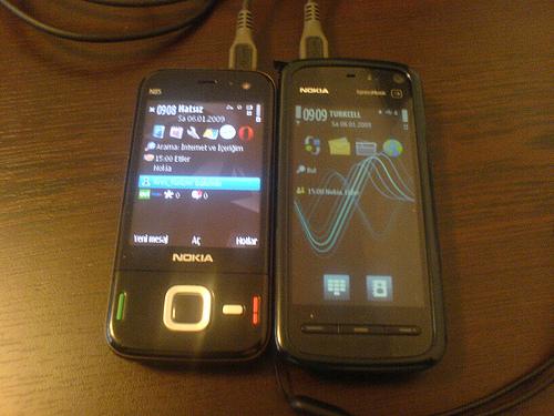 Nokia 5800 XpressMusic ile kaynaşmam