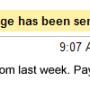 Gmail 5 saniye kıyak yapıyor