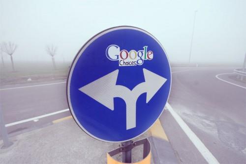 Google seçenekleri. Brescia-Italy.
