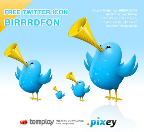 Twitter_Icon_BIRRRDFON_by_templay_team