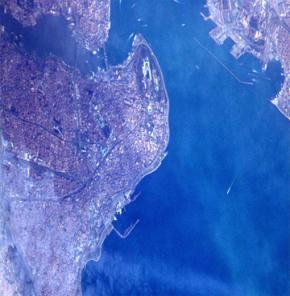 Soichi Noguchi: Uzaydan İstanbul u twitledi