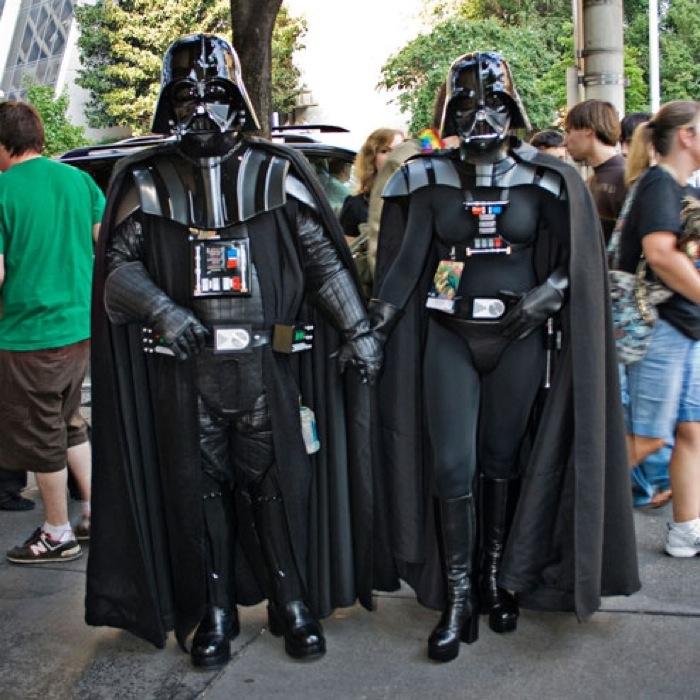 Aşk hayatı Darth Vader